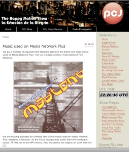 media network +