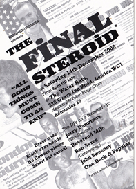 final steroid