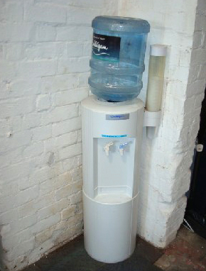 alfa img showing office water fountains