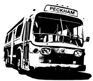 Peckham bus