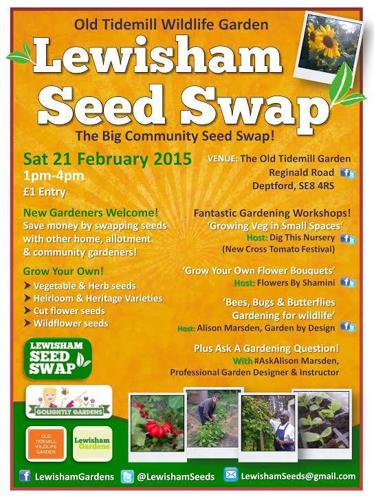 Seed Swap 2015