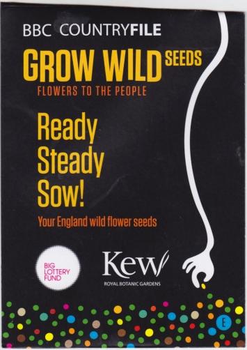 Grow wild seeds