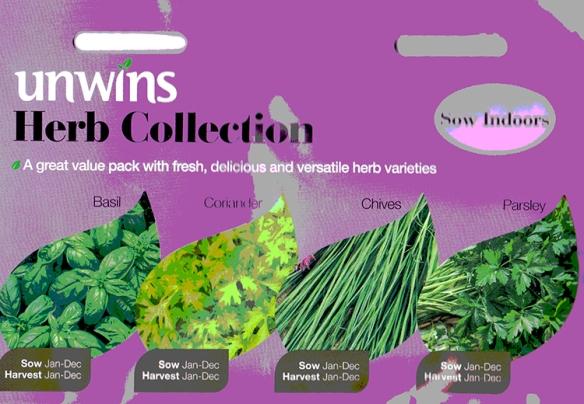 cheap herb garden