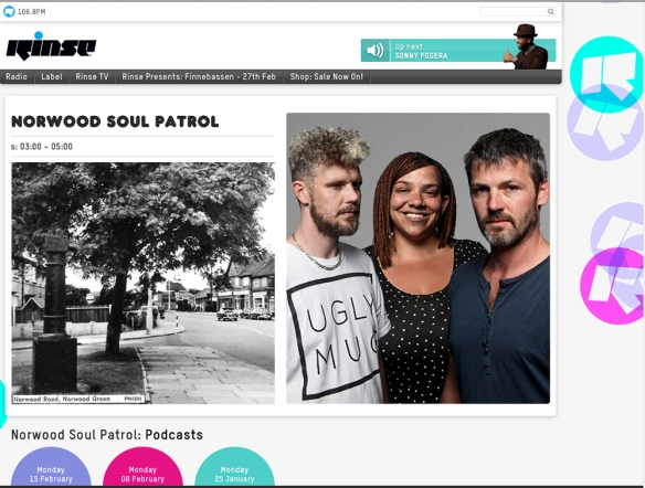Norwood Soul Patrol