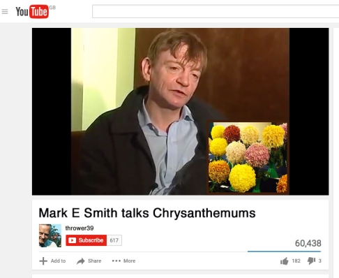 Mark E smith on mums