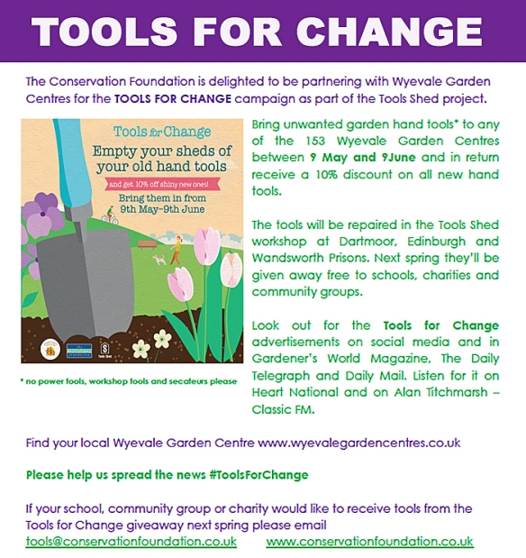 tools for change