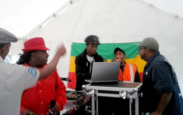 Laptop soundman