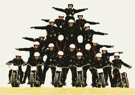 lewisham motorcycle team
